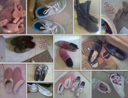 The Secret Lives of Little Shoes